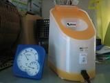加湿器&湿度計