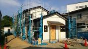 工事進捗(20140602)外壁「サイディング」工事完了!