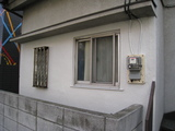 ユニットバス窓(屋外-071126)