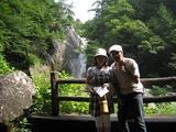 ドライブ山梨2010.08(昇仙峡:仙が滝2)