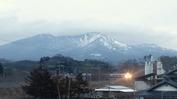 八ヶ岳(20140115)セブンイレブン裏