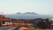八ヶ岳(20131204)ローソン前