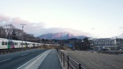 八ヶ岳(20140117)ローソン前