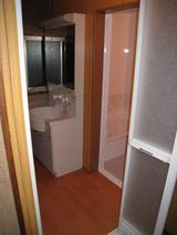 洗面室(工事「完成」071127)