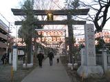 初詣(2011)北野神社