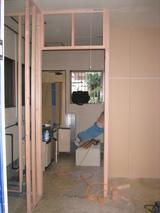 「新」工房(間仕切り壁:071110)