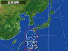台風19号(20141010)