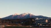八ヶ岳(20121216)ローソン前