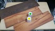 看板材料(天然木&ペンキ)