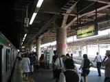 お盆休み07(宇都宮駅)