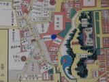 江戸古地図(愛宕下:芝増上寺界隈-瑠璃光寺)