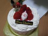 クリスマスケーキ(コージーコーナー)