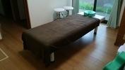 あさかわ整体院「治療ベッド」(20140901)