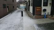 降雪(20141216)カーポート