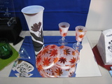 産業交流展2008(アルケミィ:被せ(キセ)ガラス)