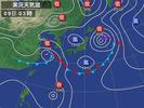 天気図(2013.6.9現況)