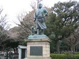 上野の西郷さん(正面)