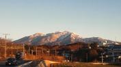 八ヶ岳(20140110)ローソン前