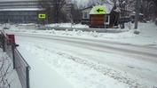 降雪(20140214)エスポワール下