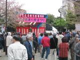 桜まつり2007[ステージ]