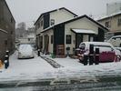 11月に積雪!!