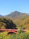 八ヶ岳(清里:赤沢橋)