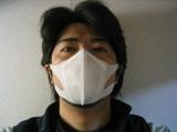 マスク[装着]