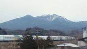 八ヶ岳(20131218)セブンイレブン裏