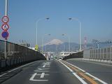 寒川神社(2011.04.01)富士山