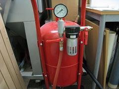 赤タンク(直圧式用:10G)