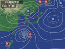 天気図(2012.9.15 0900)