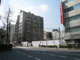 丸井中野本店(20080328解体後)