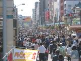 三社祭(吾妻橋付近)