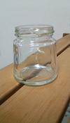 サンドブラスト「素材」ガラス瓶(1個)