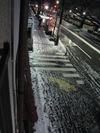 積雪?(2011.02.15)中野通り[南]