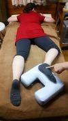 整体(足首捻挫治療)矯正治療