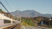 八ヶ岳(2013_11_8)あずさ4号逃し(爆)
