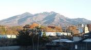 八ヶ岳(2013_11_30)セブンイレブン裏