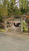 穂見諏訪十五所神社(20141012)秋大祭1