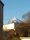 南アルプス・甲斐駒ヶ岳(20151128)