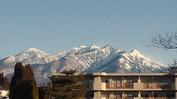 八ヶ岳(20140311)エスポワール前