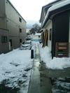 20160118「38cm」雪かき後