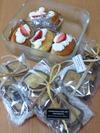にんじんの蒸しケーキとクッキー(2011.5.14)