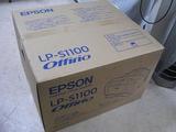 プリンター(EPSONレーザー:LP-S1100)