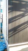 工事進捗(20140523)外壁工事サイディングコーナー張り分け