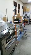 「新」工房(20140728)製版機、彫刻機