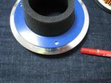 サンドブラストBOX(青キャビ)フィルター[取付金具・穴墨出し]