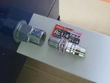 サンドブラストBOX(青キャビ)エア導入口接続部品-1