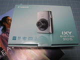 IXY digital 910IS(本体外装)