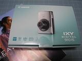 IXY digital 910IS(本体外装)